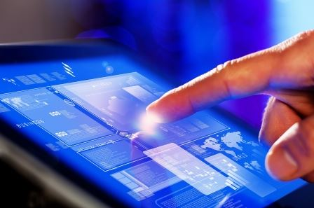The Benefits of Touch Screens